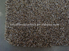 Thick Dirt-catching Cotton&Microfiber Yarn Rubber Matting