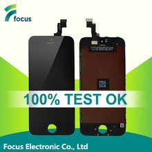 Mobile Phone for iphone 5c replacement lcd touch screen digitizer