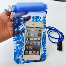 Universal Waterproof Sport Case with Headphone Jack for iphone 4s/5s/6/plus samsung galaxy s3/s4/s5