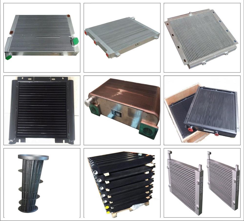Air Compressor Cooler : Heat exchange air compressor aftercooler diy atlas copco