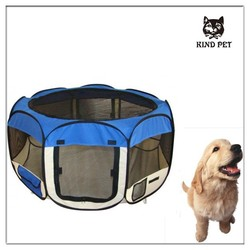 outdoor dog fence / portable fabric dog playpen