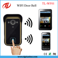 Magic Wifi Digital Wireless Video Door Phone with an Indoor Doorbell for Iphone IOS Android System Mobile Phone Tablet PC