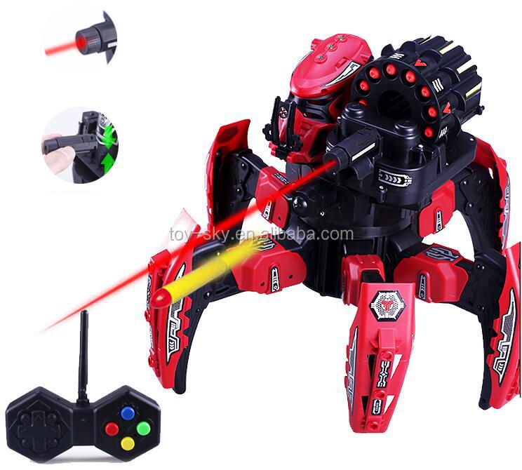 Робот паук на радиоуправлении своими руками 56