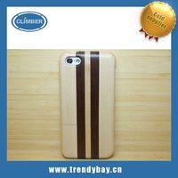 Wood grain case for iphone 5c