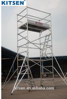 Metal Aluminum Scaffolding Walk Platform scaffold tower