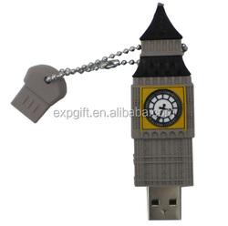 Castle USB Flash Drive / Tower USB Flash Drive / Victorian Tower USB Flash Drive