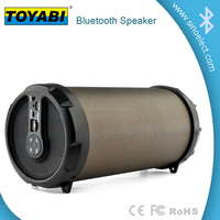 Big size Bluetooth Speaker outdoor Portable Wireless bluetooth speaker with FM radio, SD card playMP3 music function BT speaker