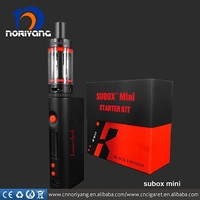 Black /white subox mini kanger subox mini starter kit kangertech whol original kanger subox mini full kit