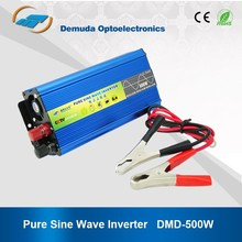 500W solar micro inverter Off Grid frequency inverter 220v 50Hz/60Hz CE Compliant