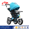 "Air wheels 12"" kids baby tricycle/price children tricycle for baby/3 in 1 kids baby tricycle"