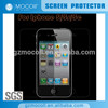 Professional screen guard clear phone protector for Iphone 5c transparency screen protector