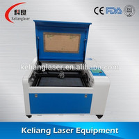 KL350 small laser cutting machine with 30x50cm working area Ceramic tile carving