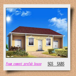 The Newest fast installation export modern house steel frame house