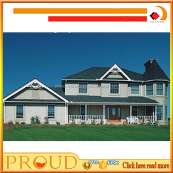 Cheap Colorful Corrugated Metal Sheet / China quality stone coated steel roofing panels / Sand Stone Coated Copper Roof Shingle