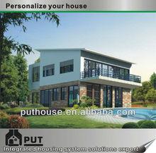 light steel construction prefabricated houses