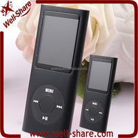 OEM Custom mp3 player With FM radio, Mini FM radio mp3 player with LCD screen