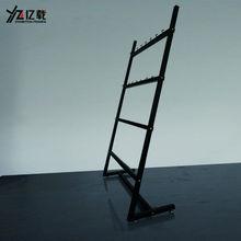 High Quality Custom Floor Peg Hooks Display Stand