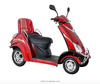 60-70km Per Charger and Four Wheel Comfortable electric scooter