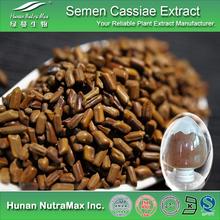 Gmp fábrica de semillas de Cassia Extract powder, semilla de la casia P.E