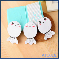 Free sample good quality office and school eco-friendly for kids stationery products cute sticky notes