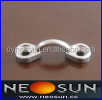 High Quality Stainless Steel Eye Pad with Two Holes