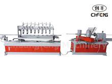 CFJG-20 Multi-cutters Spiral Paper Core Making Machine