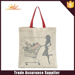 Reusable cheap cotton shopping bag