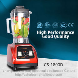 Best Price Fruit And Vegetable Juice Extractor Portable National 2100w commercial blender wholesale