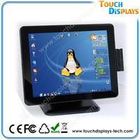 "15"" inch tablet all in one touch"