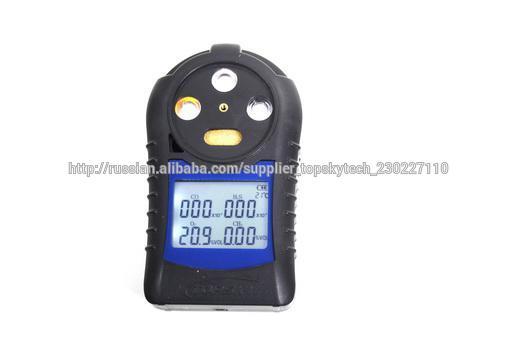 двойной детектор утечки газов CJL100/500