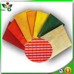 2015 pp plastic onion/fruit mesh bag
