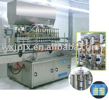 KNG-1000 automatic filling machine line, oil filling line