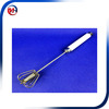 Stainless steel semi-automatic egg beater / egg tools As seen on TV
