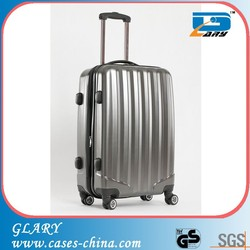 Fashional design hard shell travel abs+pc cabin luggage