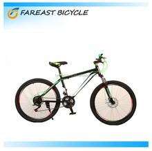 26 Inchn bicicleta de doble suspensión de aleación de aluminio completo de la bicicleta de montaña made in china
