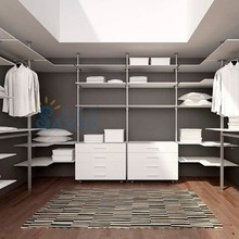 Nuevo producto armario empotrado ideas, armario ideas de almacenamiento