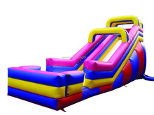 HS THE cheapest new design inflatable slide,inflatable slides sale,custom slip n slide inflatable