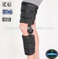 Kn-603 fresco duráveis de flexão e extensão joelho e perna órteses pós-operatório de ROM / dial joelho articulada brace