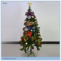 1.5m árvore de natal gigante alto para casa