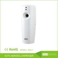 Promotional electric air freshener dispenser, battery operated air freshener dispenser, manual air freshener dispenser