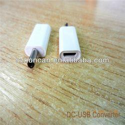 DC/USB connector extender plug