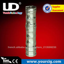 most hot selling youde ego ,mechanical mod UDT-V12 updated version
