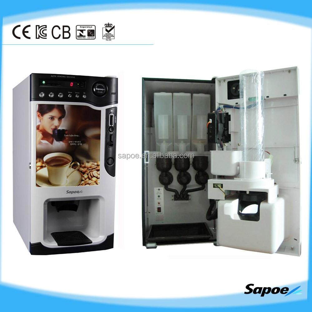 Sc 8703b Best Price Delicious Hot Drinks Mini Table Top Coffee Vending Machine Buy Vending