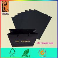 shiny 700*1000mm Indelible black paper board