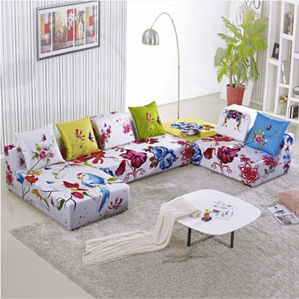 Canape En Bois Pas Cher : 2015 coupe moderne meubles pas cher prix canap?, Canap? en bois