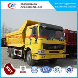 sinotruk dump truck for sale