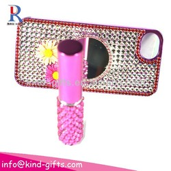 Hot Fashion Bling Bling Mirror CellPhone Case