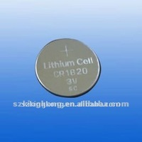 Button Cell CR1820 Battery