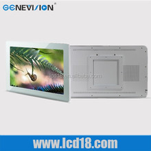 """Shenzhen Lcd Manufacturer 27"""" Back Fixing LG LCD Ad Video Player"""