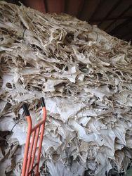 dry salted cow skin rawhide dog chews raw hide animal skin pet product